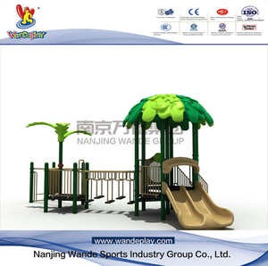 Forest Series Diversão Tree House Playset no parque