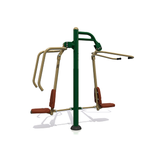 Combi Pull Down Challenger & Power Push Equipamento de Fitness para Adultos